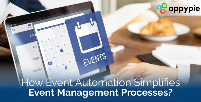 Event management automation